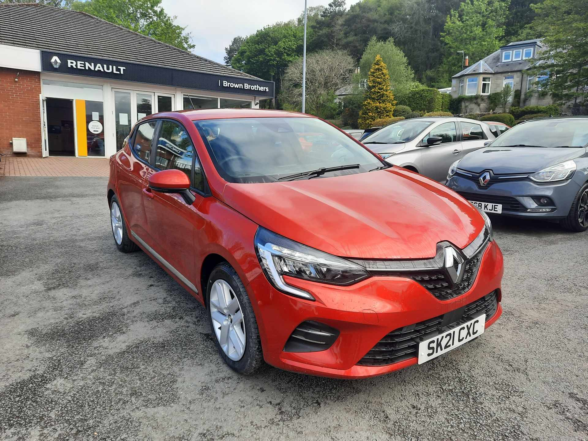 Renault CLIO Hat 0.9 Tce 75 Play